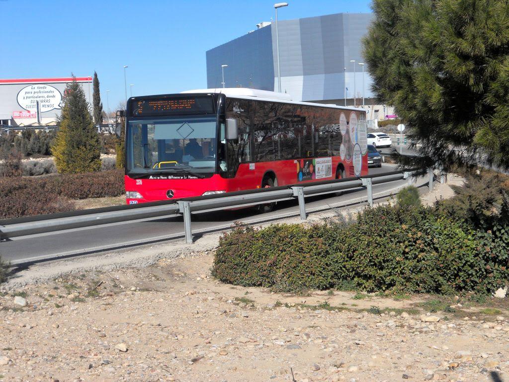Autobuses urbanos de Alcalá de Henares DSCN2166