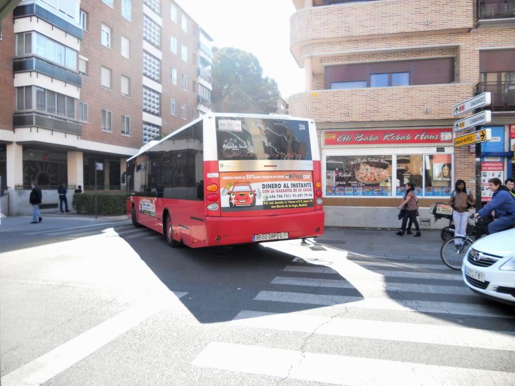 Autobuses urbanos de Alcalá de Henares DSCN2492