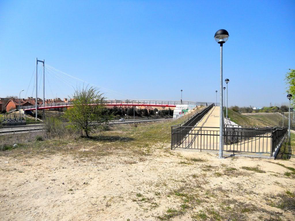 Futura vía verde: Campamento-Las Águilas-Alcorcón-Leganés-Polvoranca DSCN2516