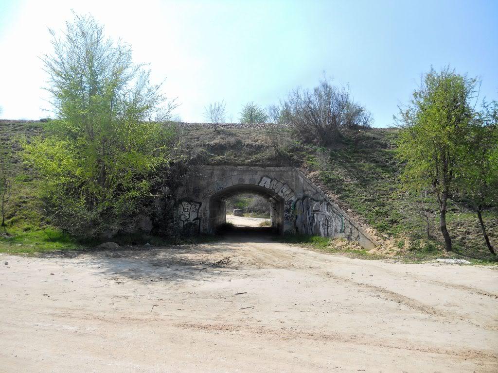 Futura vía verde: Campamento-Las Águilas-Alcorcón-Leganés-Polvoranca DSCN2517