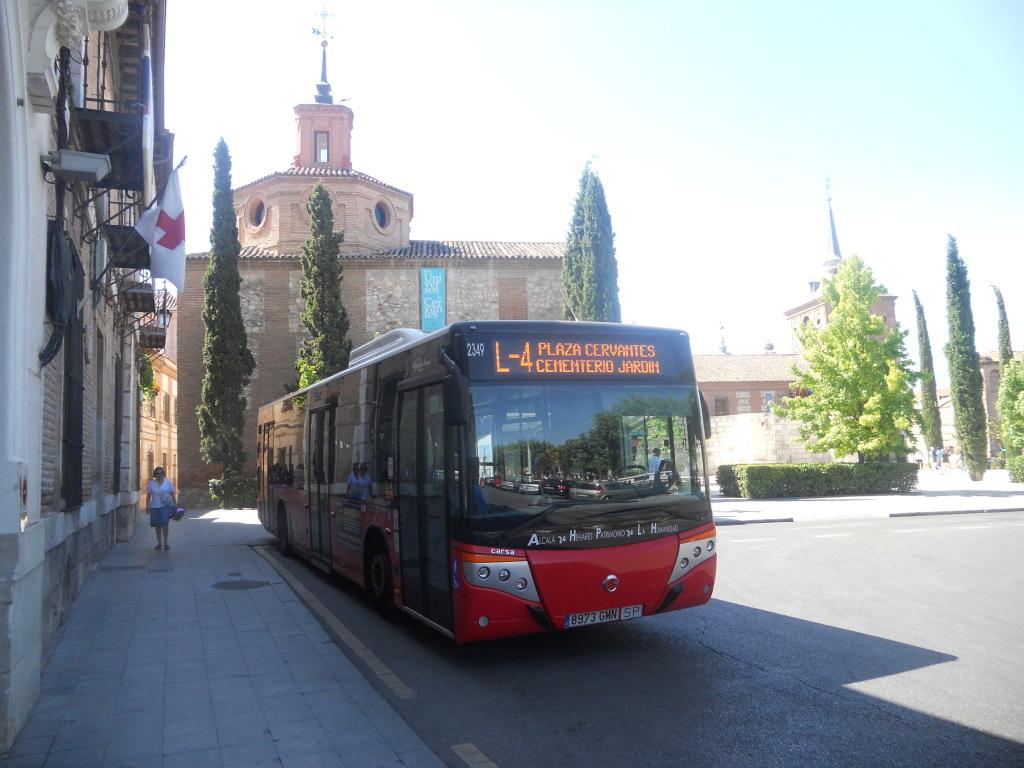 Autobuses urbanos de Alcalá de Henares DSCN4155