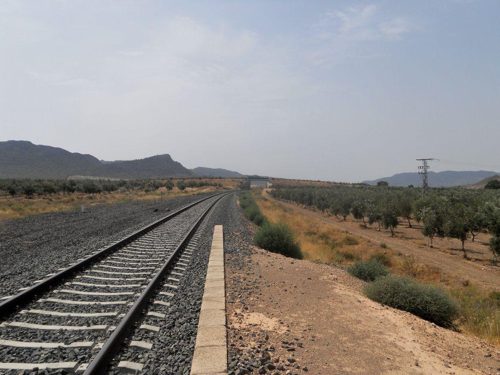 Línea Alcázar de San Juan-Chinchilla-Alicante/Valencia/Cartagena DSCN5305