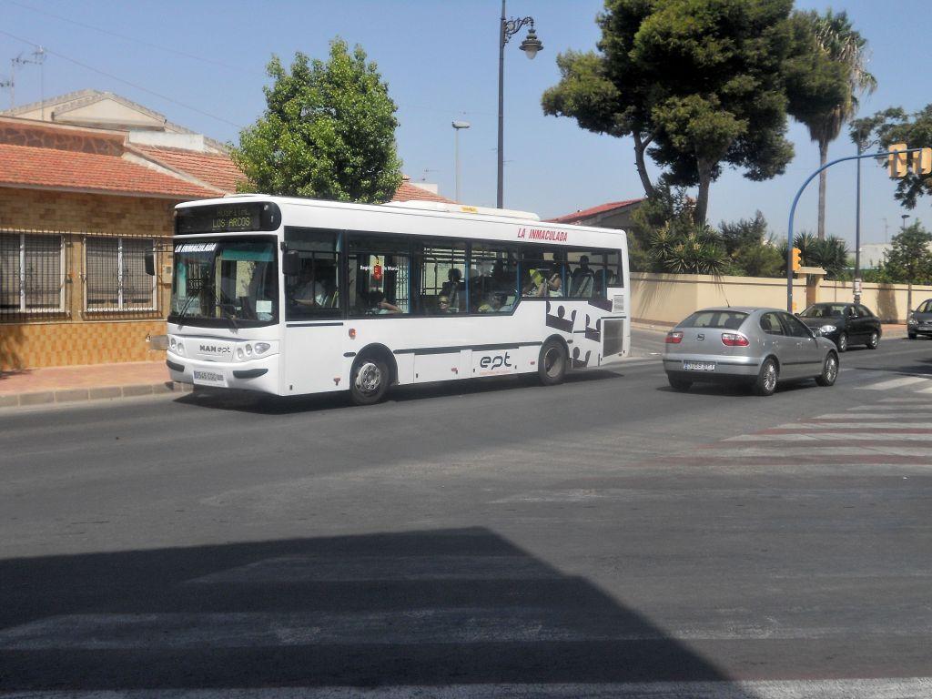 Servicios Urbanos e Interurbanos en la provincia de Murcia DSCN5308