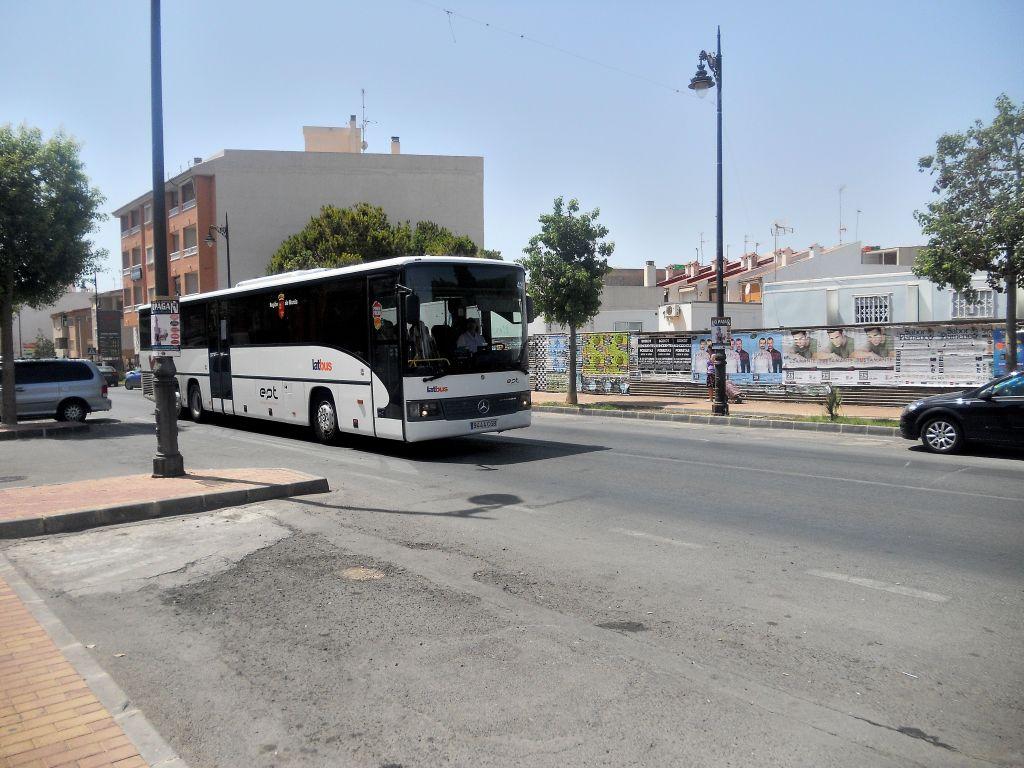 Servicios Urbanos e Interurbanos en la provincia de Murcia DSCN5311