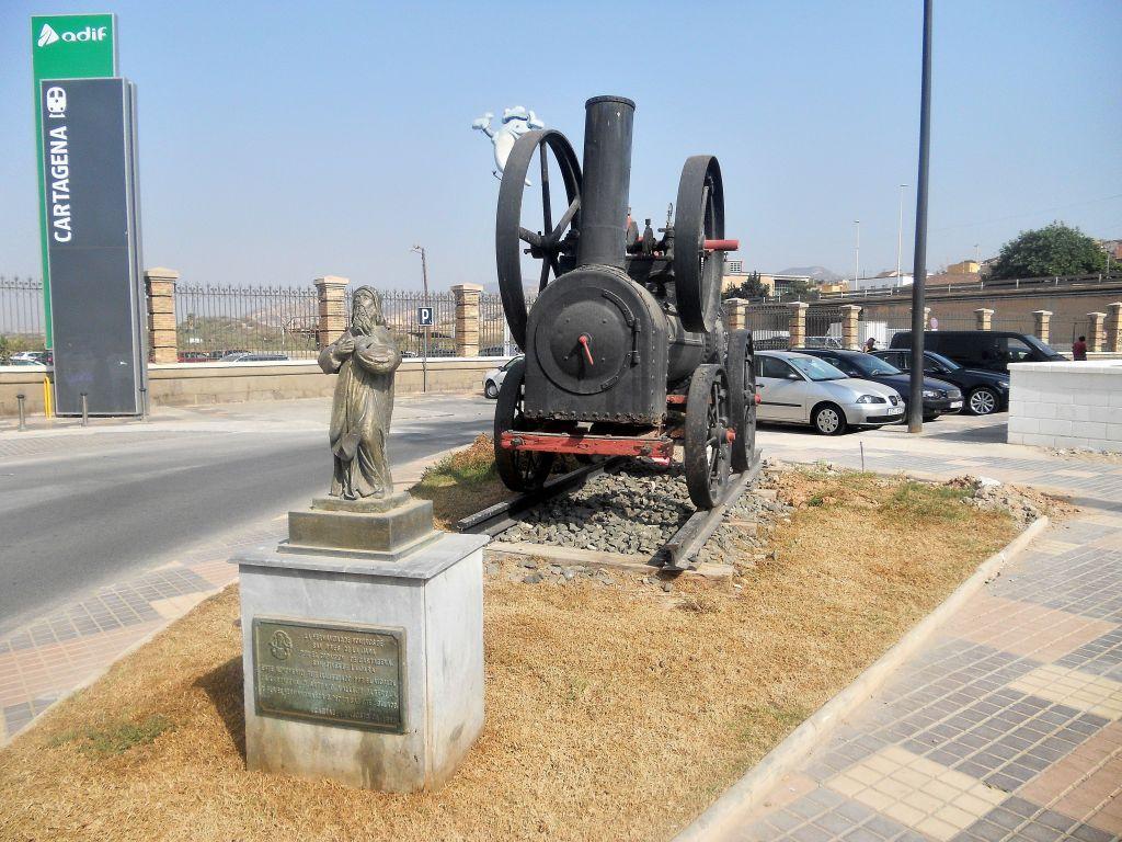 Línea Alcázar de San Juan-Chinchilla-Alicante/Valencia/Cartagena DSCN5399