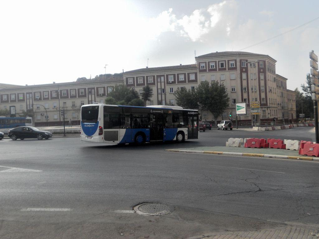 Servicios Urbanos e Interurbanos en la provincia de Murcia DSCN5409