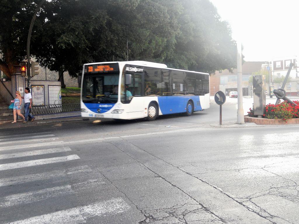 Servicios Urbanos e Interurbanos en la provincia de Murcia DSCN5427