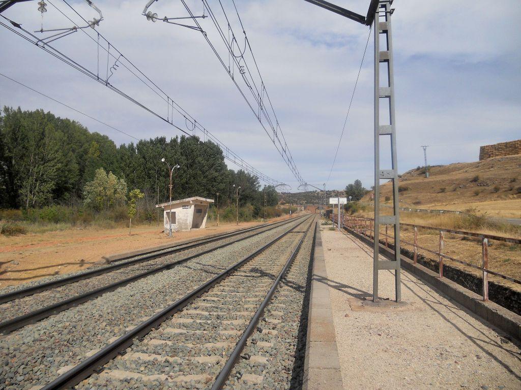 Línea Madrid-Guadalajara-Zaragoza-Tarragona-Barcelona (Ancho Nacional) - Página 2 DSCN5922
