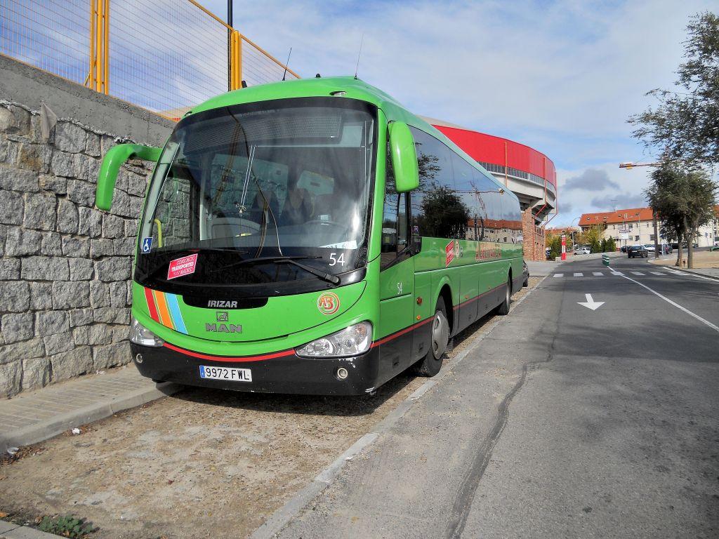 Autocares Beltrán DSCN6446