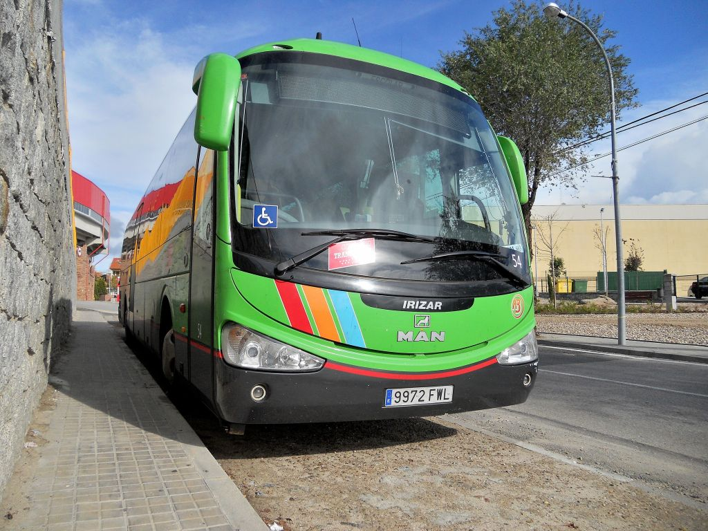 Autocares Beltrán DSCN6447
