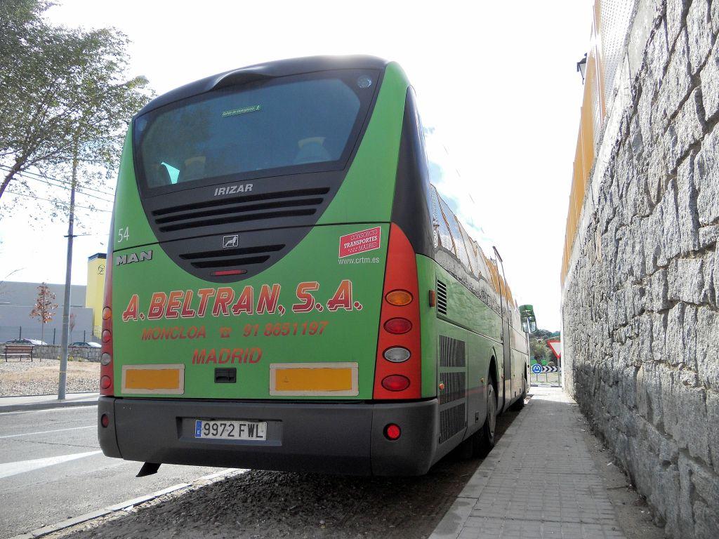 Autocares Beltrán DSCN6448