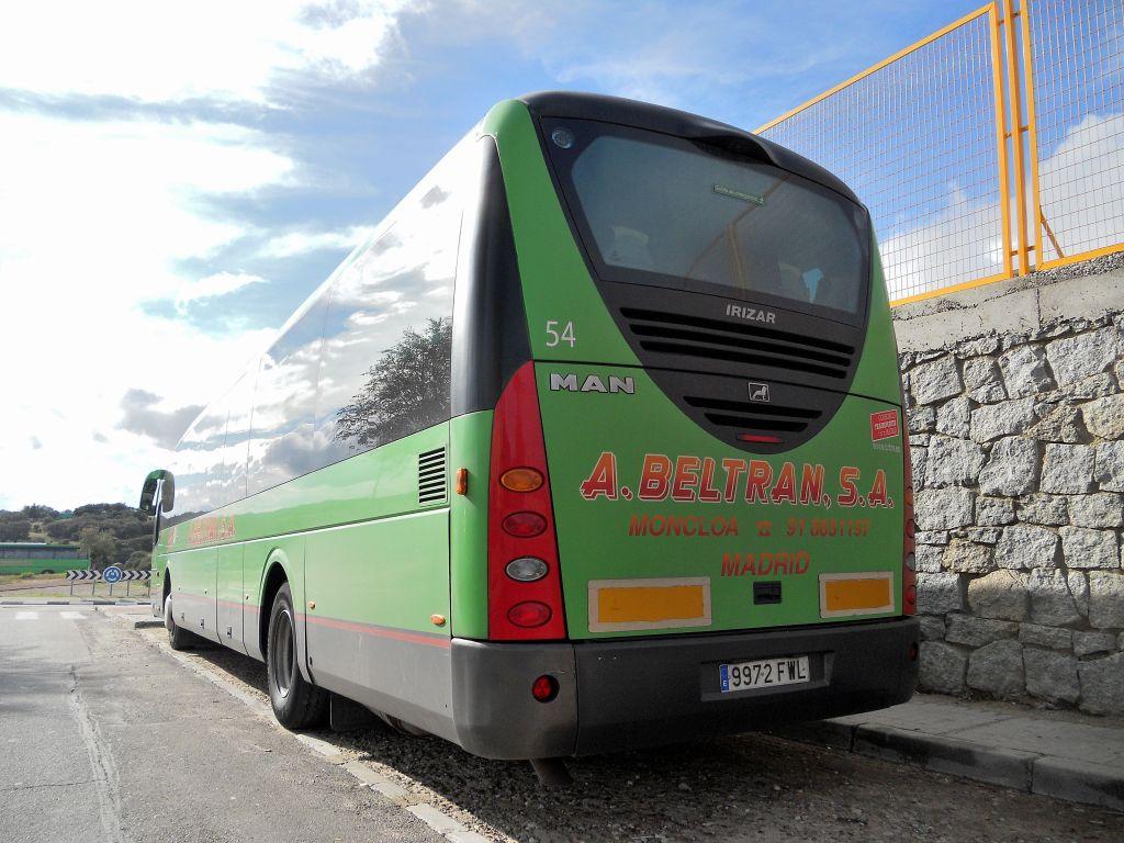 Autocares Beltrán DSCN6450