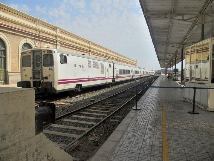 Línea Alcázar de San Juan-Chinchilla-Alicante/Valencia/Cartagena ScreenShot003