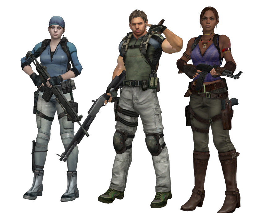 Fotos de Resident Evil - Página 2 BSAA