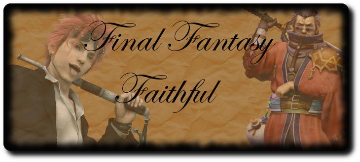 Final Fantasy Faithful