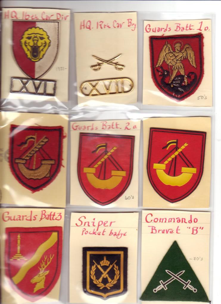 Belgian Army Insignia BelgianInsignia_0003