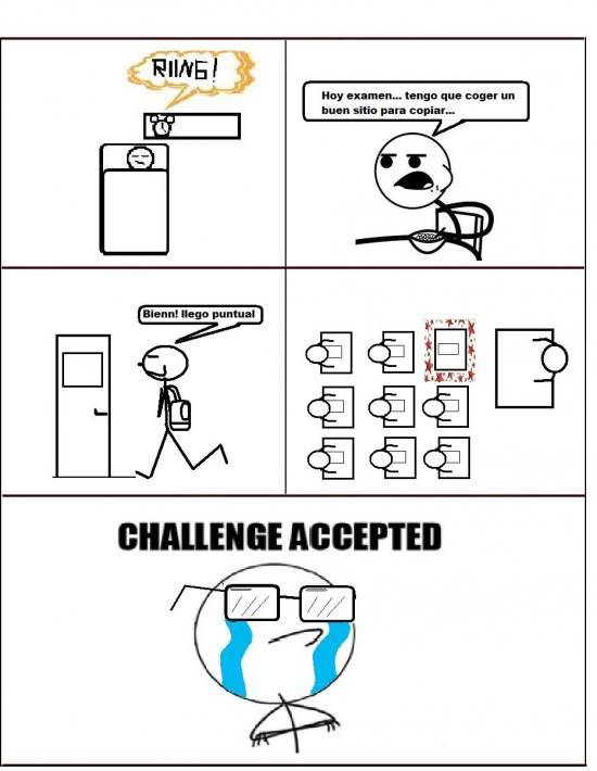 [memes]Fuck Yea!, Forever Alone, Fuuuu, Challenge Acepted y Problem? 918d5d637f7abecc056a1eb5bca62e4a