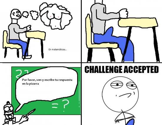 [memes]Fuck Yea!, Forever Alone, Fuuuu, Challenge Acepted y Problem? A207eee32f31ab57f39a657534509310