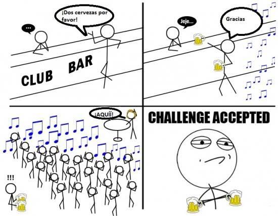 [memes]Fuck Yea!, Forever Alone, Fuuuu, Challenge Acepted y Problem? F2e1aff1a1ac184b51ad1e550b90de17