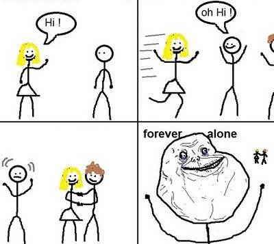 [memes]Fuck Yea!, Forever Alone, Fuuuu, Challenge Acepted y Problem? 72466_166352683389281_166342606723622_408680_6499847_n