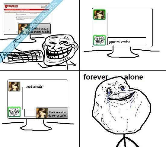 [memes]Fuck Yea!, Forever Alone, Fuuuu, Challenge Acepted y Problem? B54cfbfcdaa22d0548ebec79d7a0134ca