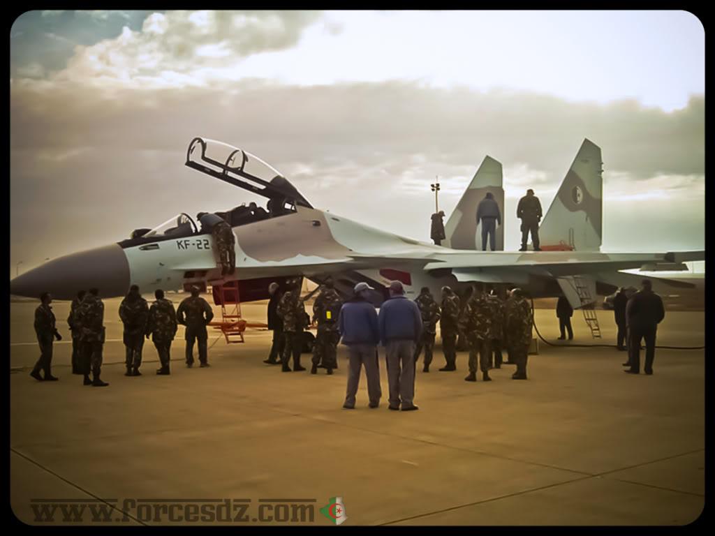 اقتناء الجزائر صائدات غواصات و انظمة دفاع جوي و مفاوضات جارية لشراء مقاتلات جديدة 402111su302jpg