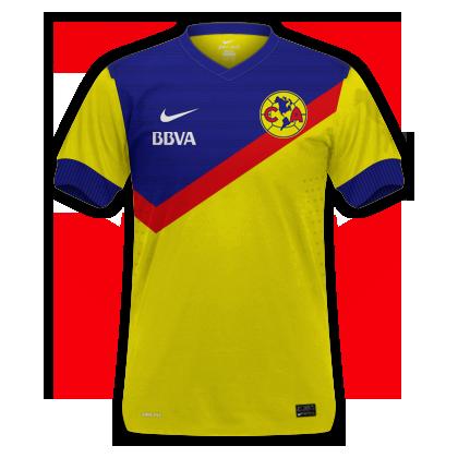 Club América - Home  [Fb Kits] Ameacuterica
