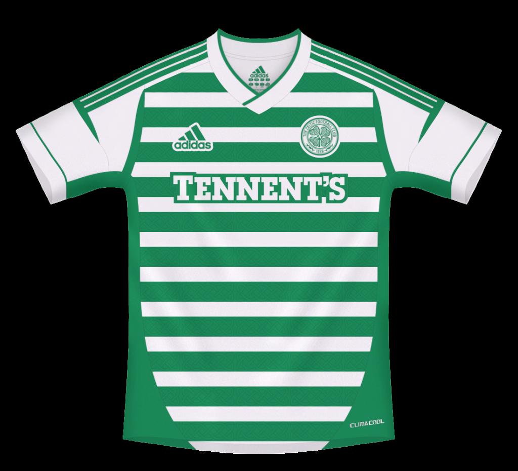 Celtic - H/A [KTCM Kits] CelticL