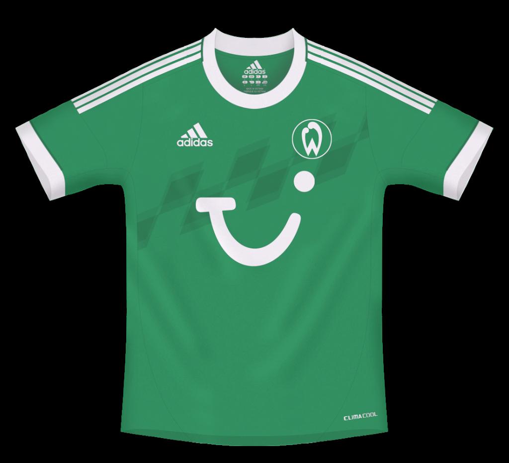 Werder Bremen - H/A/T  [KTCM Kits] WerderBremenL