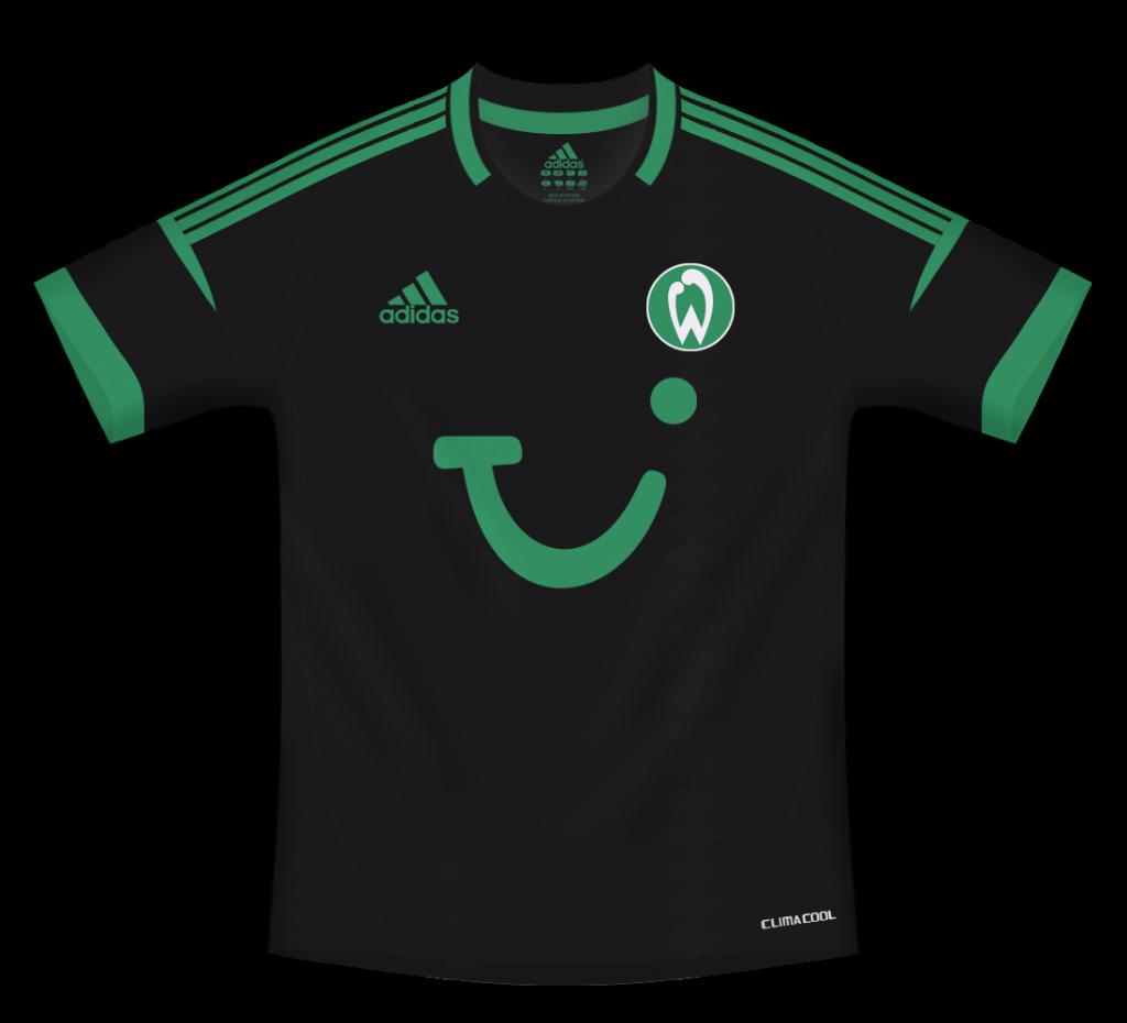 Werder Bremen - H/A/T  [KTCM Kits] WerderBremenT