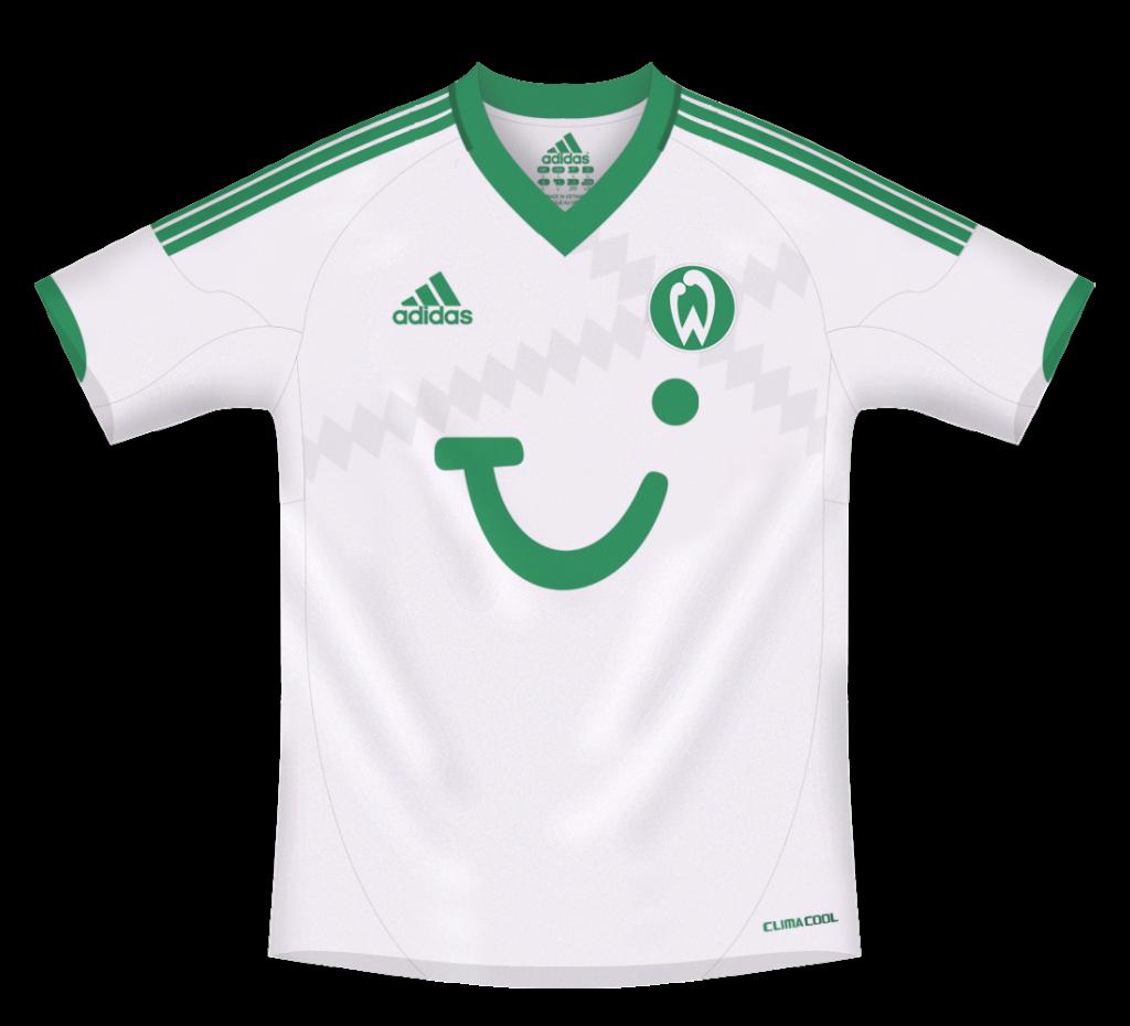 Werder Bremen - H/A/T  [KTCM Kits] WerderBremenV