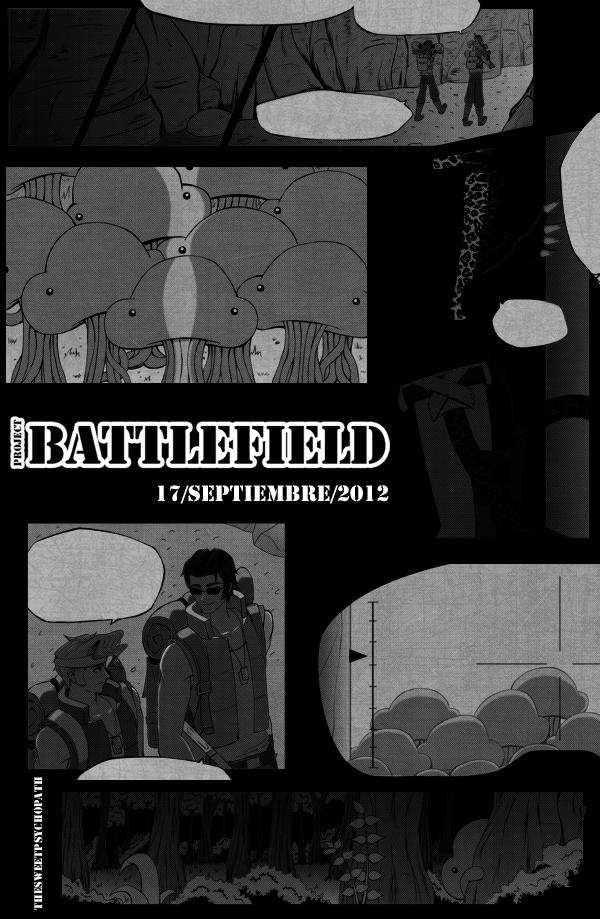 Project BATTLEFIELD BattlefieldTeaserPoster