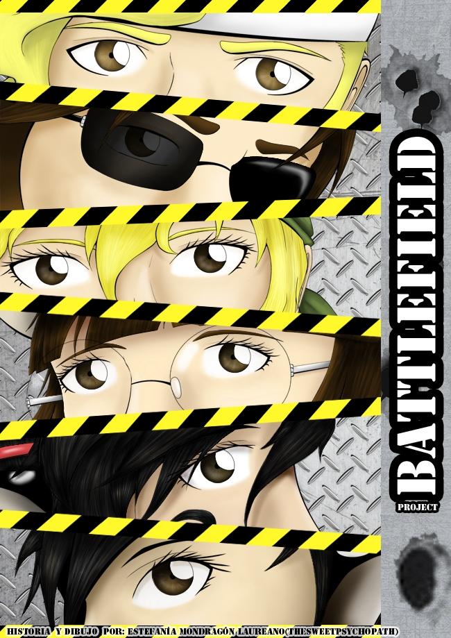 Project BATTLEFIELD Battlefieldcover