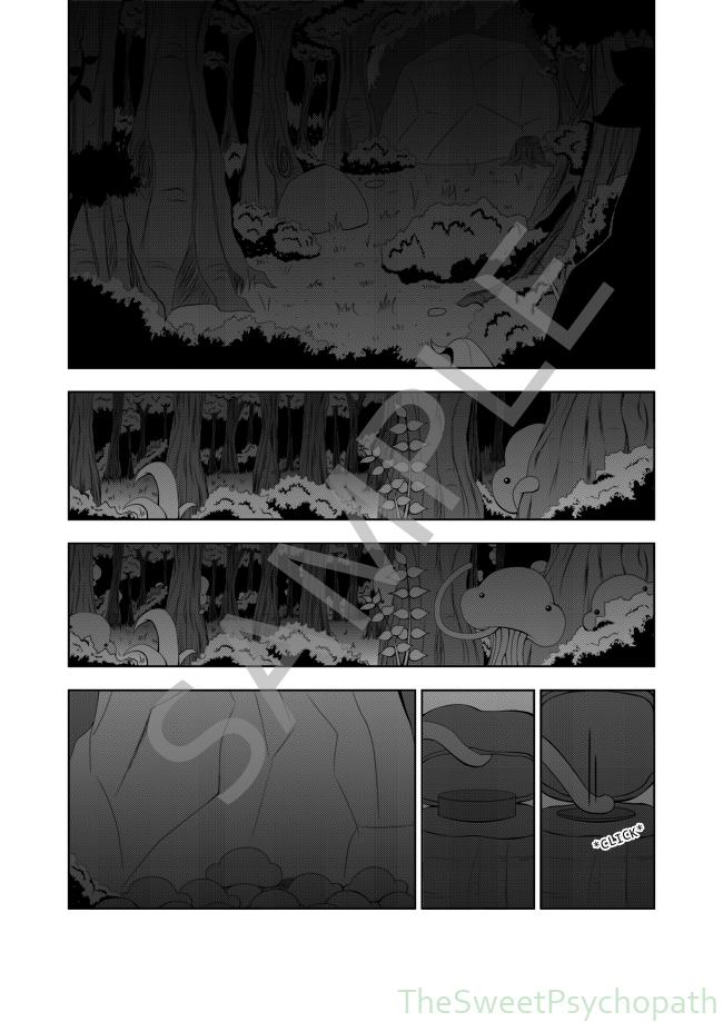 Muestras de comic de Metal Slug Battlefieldsample1
