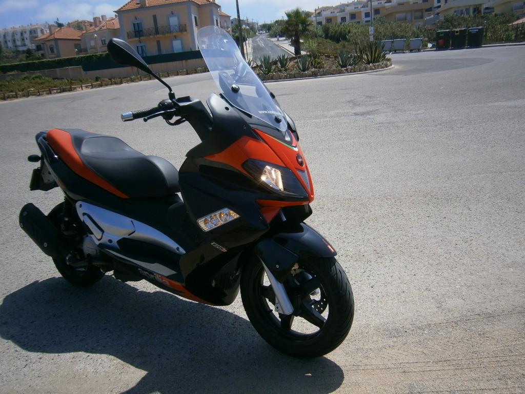 Ensaio - Aprilia SR Max 125 P8220117