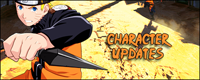 Character Updates