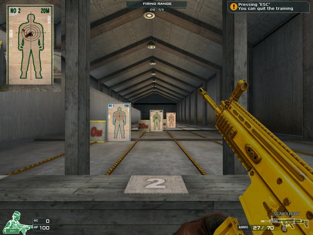 Pacote Skins Crossfire (Modding Char, kill mark, Modding Weapon) Crossfire NA Crossfire20120708_0000