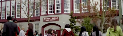 Mystic Fall's High School