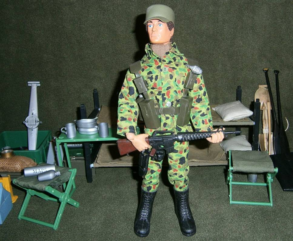 actionman2272 Kitbashes Mycollection3034
