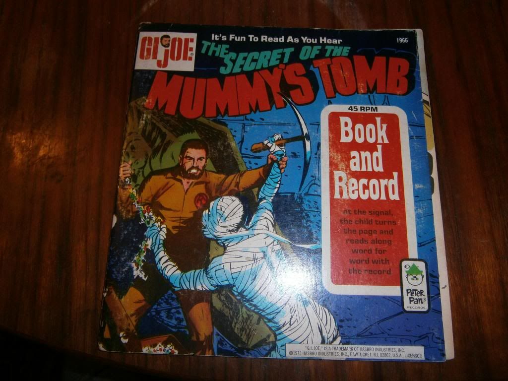 The secret Of The Mummy's Tomb booklet GIJoeBook001_zpsb335c1ae