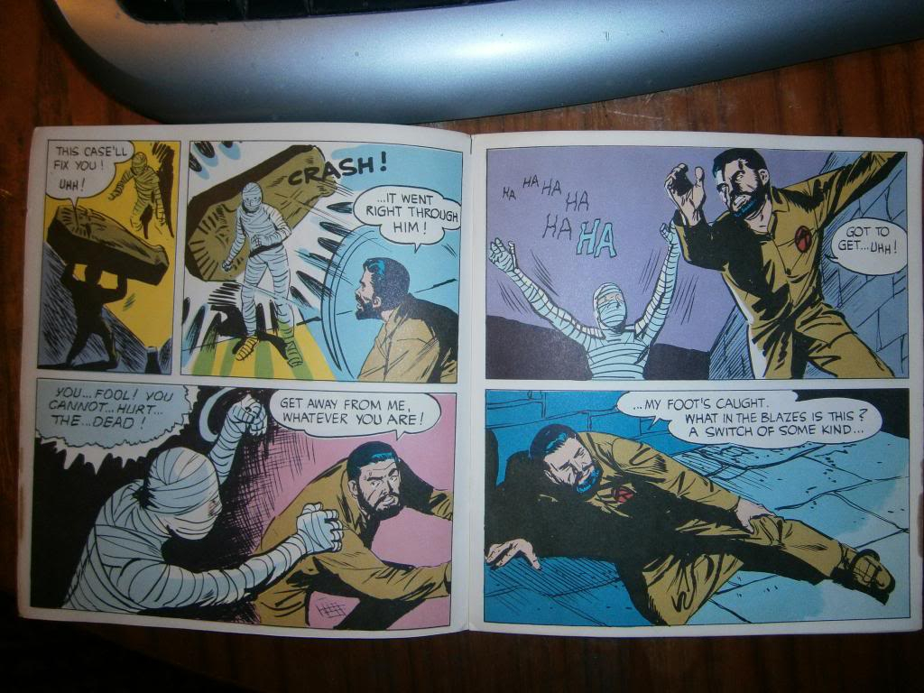 The secret Of The Mummy's Tomb booklet GIJoeBook007_zps790baa70