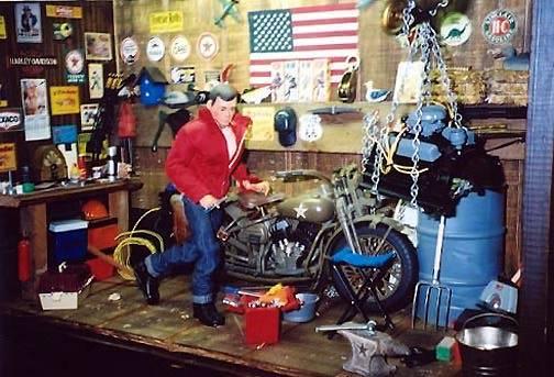 A Dream Vam Garage 1