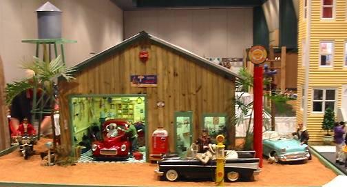 A Dream Vam Garage 4