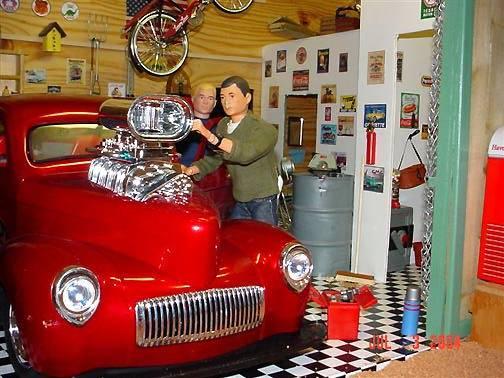 A Dream Vam Garage 7