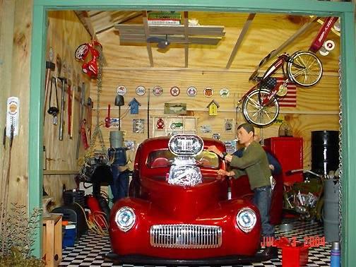 A Dream Vam Garage 8