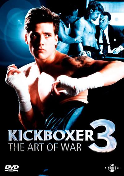 Kickboxer: Las Secuelas Directas a Video Kickboxer-3-The-Art-of-War-1992