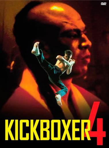 Kickboxer: Las Secuelas Directas a Video Kickboxer-4