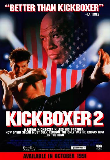 Kickboxer: Las Secuelas Directas a Video Kickboxer_2