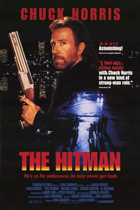 Chuck Norris TheHitman