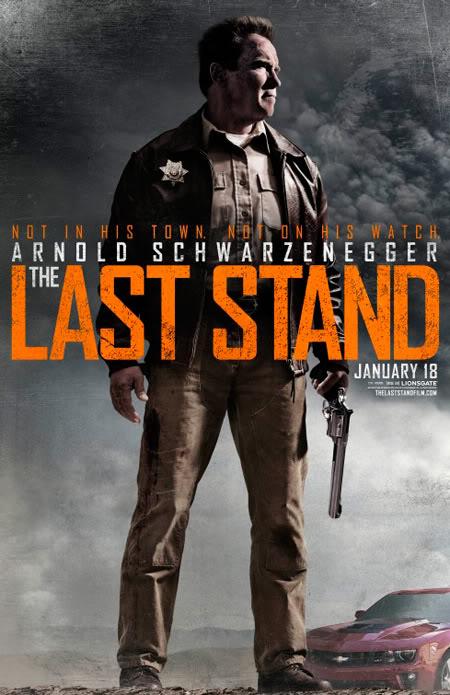 Arnold Schwarzenegger - Página 3 TheLastStandPoster